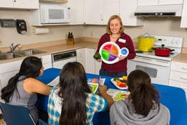 Teaching MyPlate