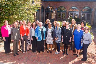 Nominees and winners of CAFEs women empowerment awards   PHOTO: Matt Barton