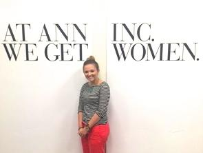 Internship Spotlight: Amy Kristyn Higdon