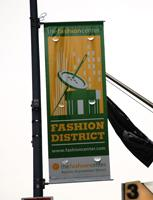 Fashion District Banner