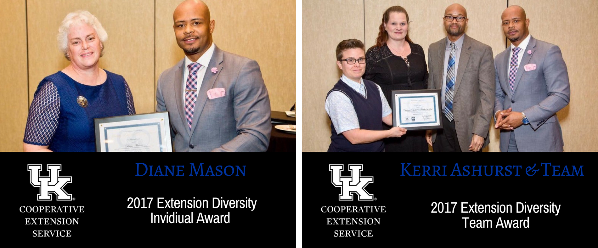 FCS Extension Professionals Diversity Awards