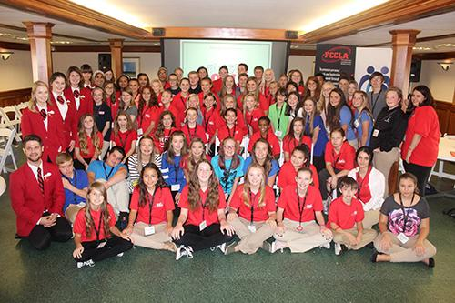 FCCLA Middle School Student Group