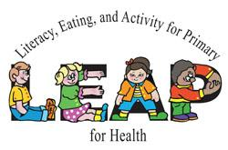 LEAP Program - Literacy, Eating and Activity for Preschool Youth