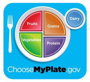 ChooseMyPlate.gov Icon