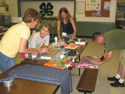 Operation Military Kids Camp Activities