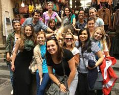 Human Environmental Sciences spent two weeks exploring the Italian food culture and food chain