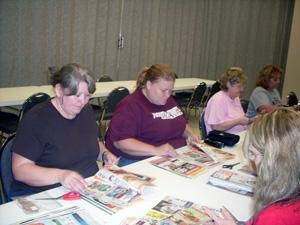 Extension's couponing classes
