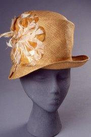 Hat from the Betty D. Eastin Costume Collection