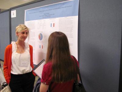 2011 Undergraduate Showcase of Scholars Poster Presentation
