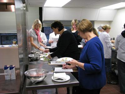 The Plate It Up, Kentucky Proud project provides human nutrition and dietetic students with real-life experience in recipe development.