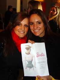 NY Group visits Barbie Show
