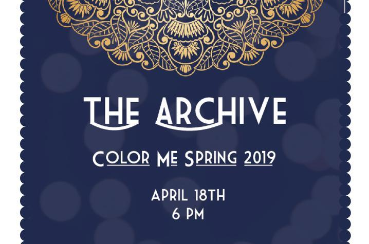 """""""Color Me Spring"""" takes the runway 6 p.m., April 18."""