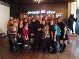NY Group visits Tommy Hillfinger
