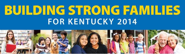 Building Strong Families For Kentucky 2014