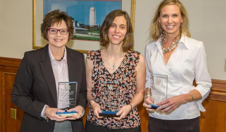 UK announces Patricia Brantley Todd award winners