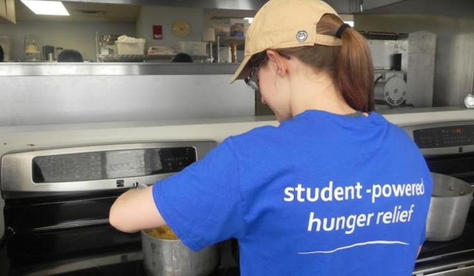 UK Campus Kitchen to 'Raise the Dough' for Hunger Relief
