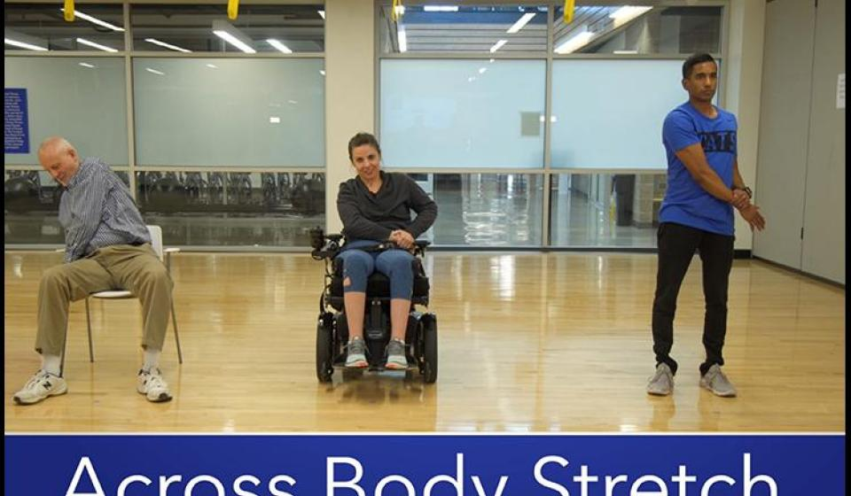 UK FitBlue how-to videos aim to get more Kentuckians active