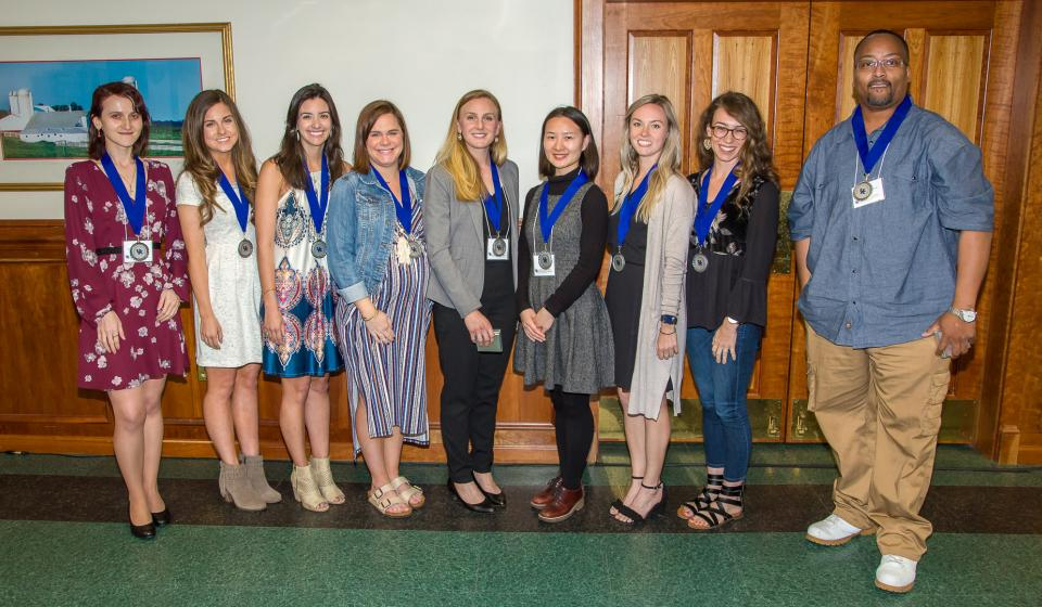 2019 Buster and Killpatrick Fellows Recognized