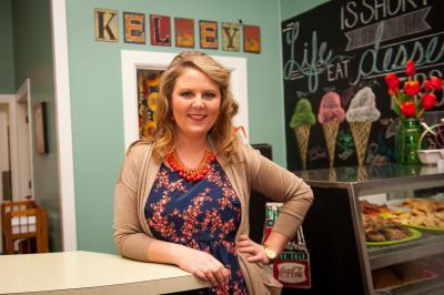 Kelsey Sebastian, School of HES 2011 Grad and entrepreneur