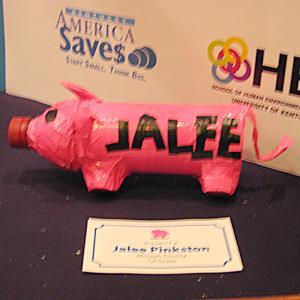 Jalee Pinkston  McLean County 1st Grade