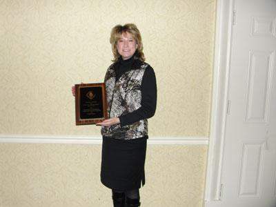 Celeste Moore – KAFCS Outstanding Professional