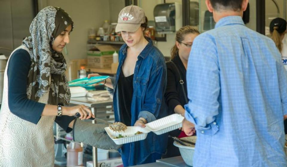 UK Department of Dietetics and Human Nutrition nationally recognized for sustainability efforts