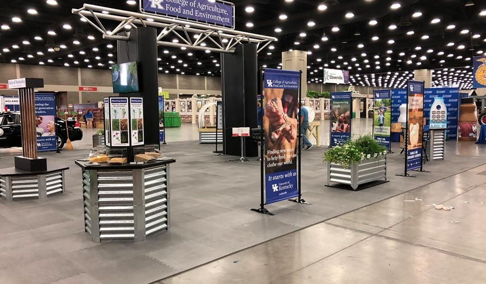 UK College of Agriculture, Food and Environment returns to Kentucky State Fair