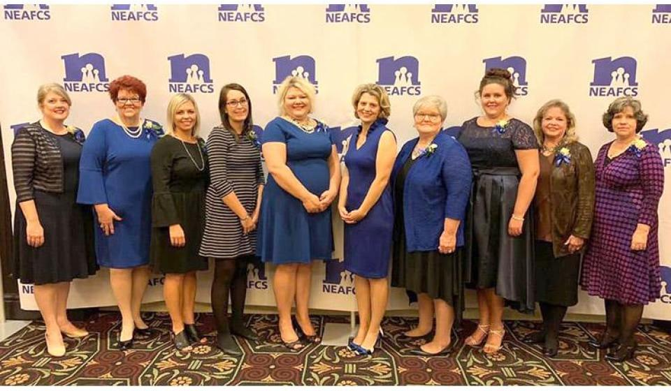 UK extension agents earn national awards