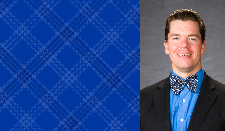 New Faculty Profile: Dr. Kyle Flack, Department of Dietetics and Human Nutrition