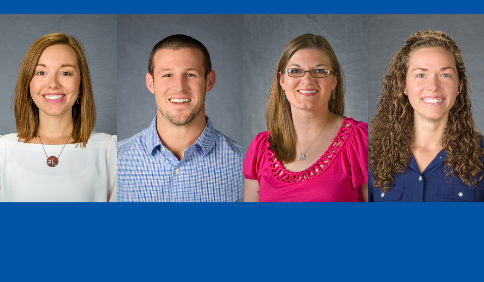 Family and Consumer Sciences Extension Welcomes New Staff