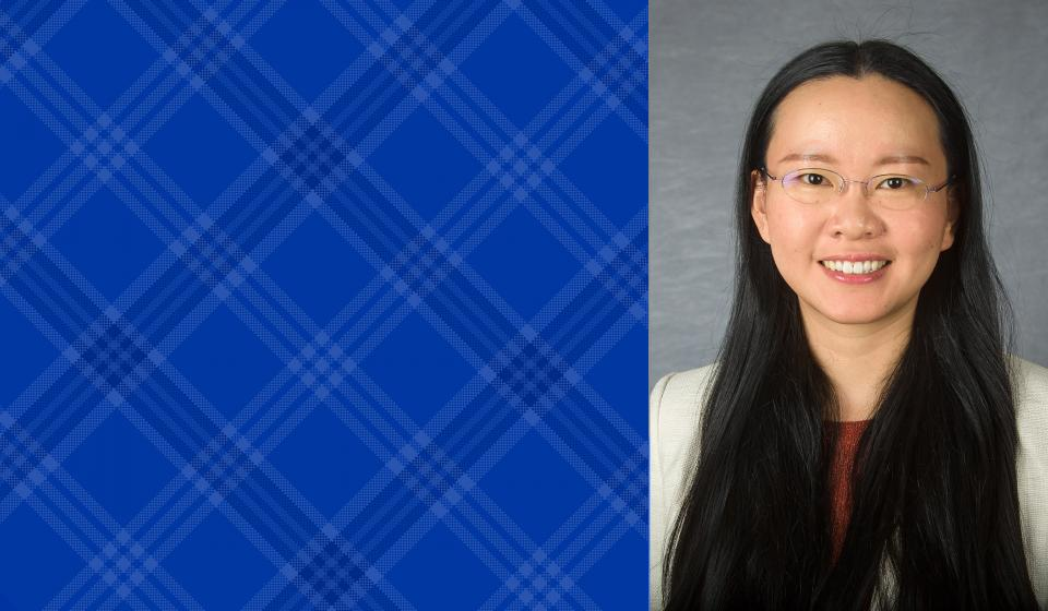 New Faculty Profile: Dr. Pei Zhang, Department of Retailing and Tourism Management