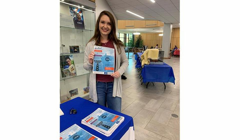 UK helps student make connections between nutrition, cancer